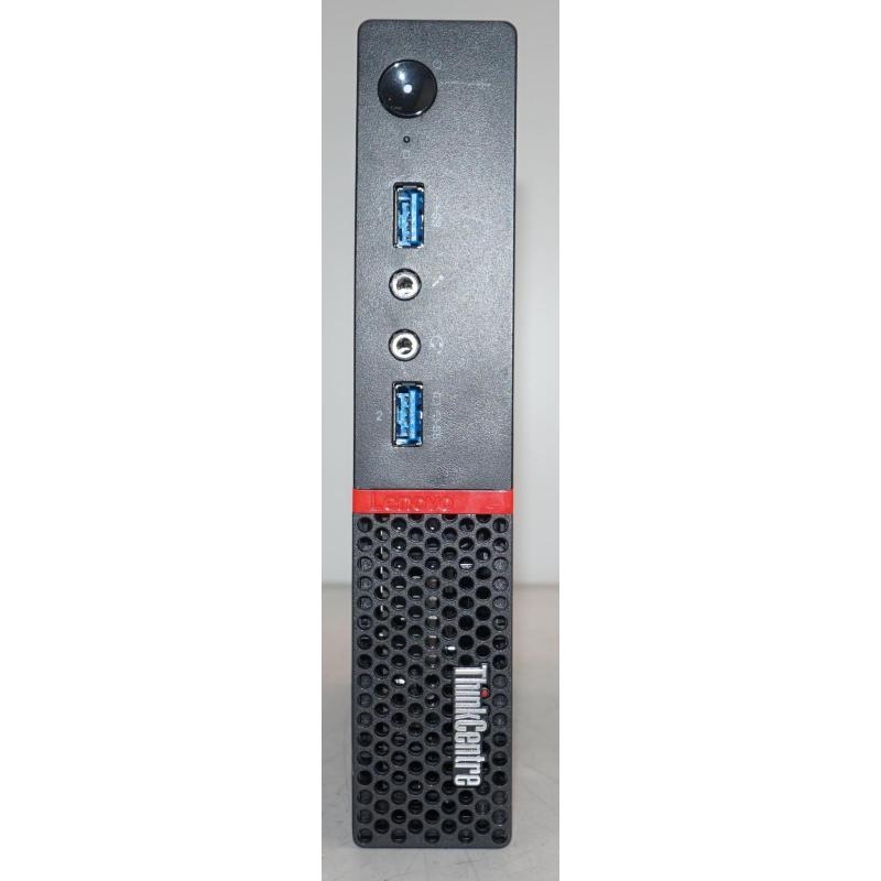 Lenovo ThinkCentre M700 Micro Mini PC i3 6100T 3 20GHz 4GB DDR4 128gb SSD  Win10 Pro