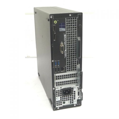 dell optiplex 3050 back i3 7th gen