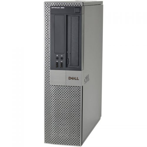 Dell Optiplex 980 Quad Core i7 860 2 8Ghz 8Gb DDR3 500Gb HDD Win10 Pro  Radeon HD4550 Graphics