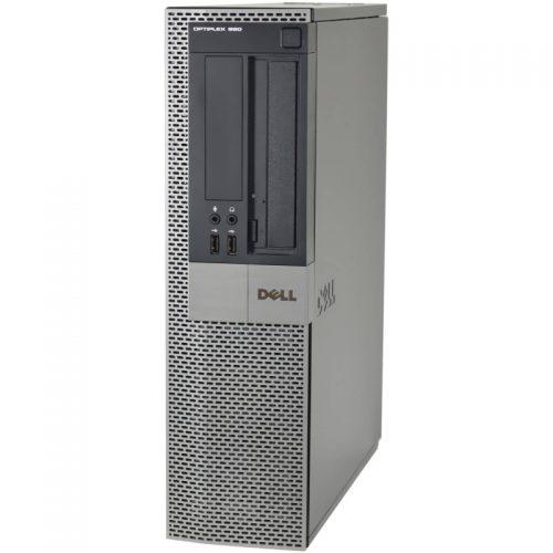 Dell Optiplex 980 PC Quad Core i7 860 2.8Ghz 8Gb DDR3 500Gb SATA Radeon HD4550