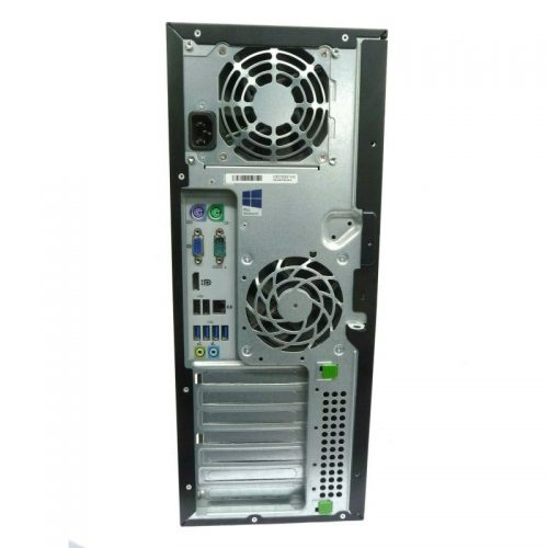 hp 8300 tower back